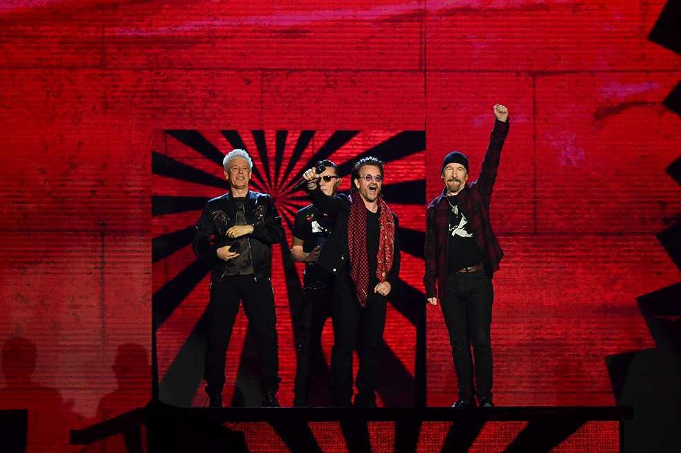 U2 estrena el disco «Songs of experience»