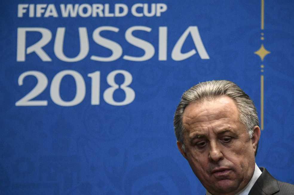 Vitali Mutko deja el Comité de Organización del Mundial de Rusia 2018