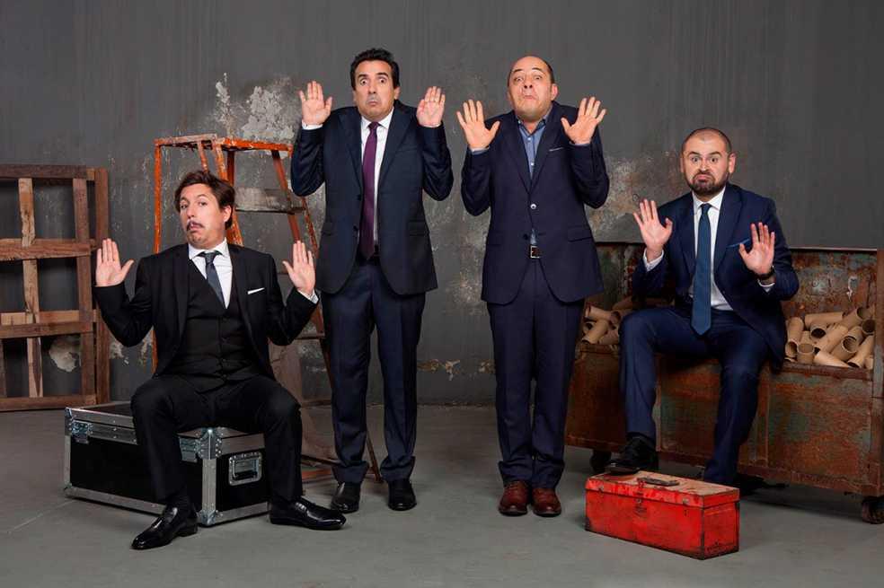 Stand-up comedy colombianos se estrenan en Netflix en 2018
