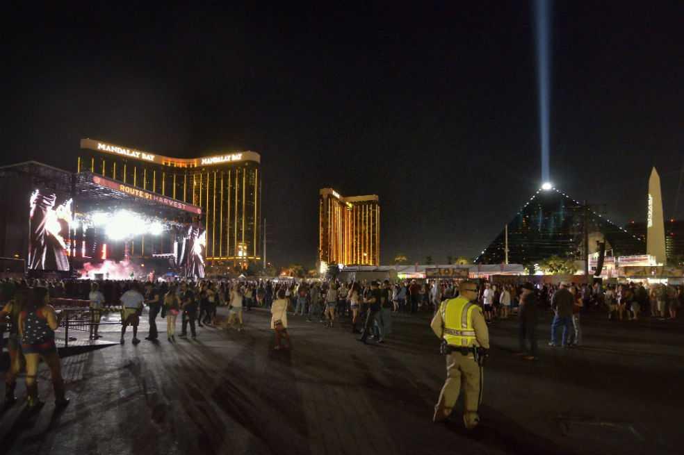 Arrestan en EE. UU. a hombre con armas en hotel antes de fiesta de Año Nuevo