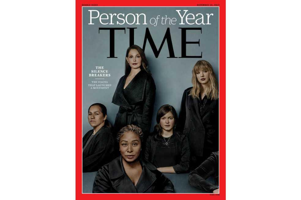 «Las que rompieron el silencio» sobre el acoso, Persona del Año para Time