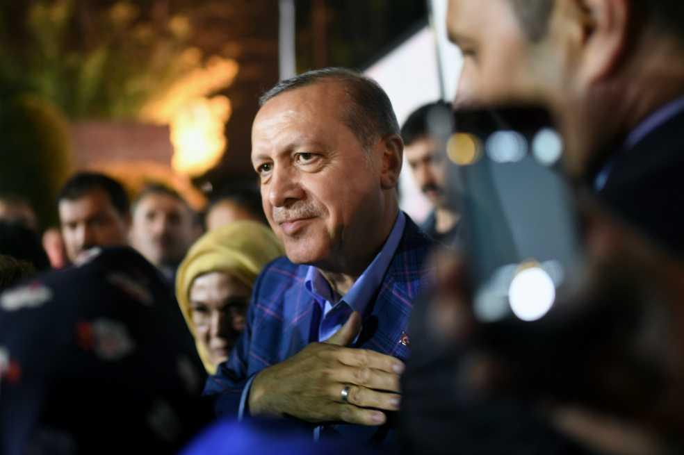 Vuelve la normalidad a la embajada Turca en Estados Unidos