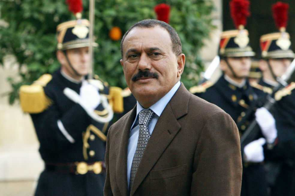 Expresidente Saleh muere durante combates en Yemen