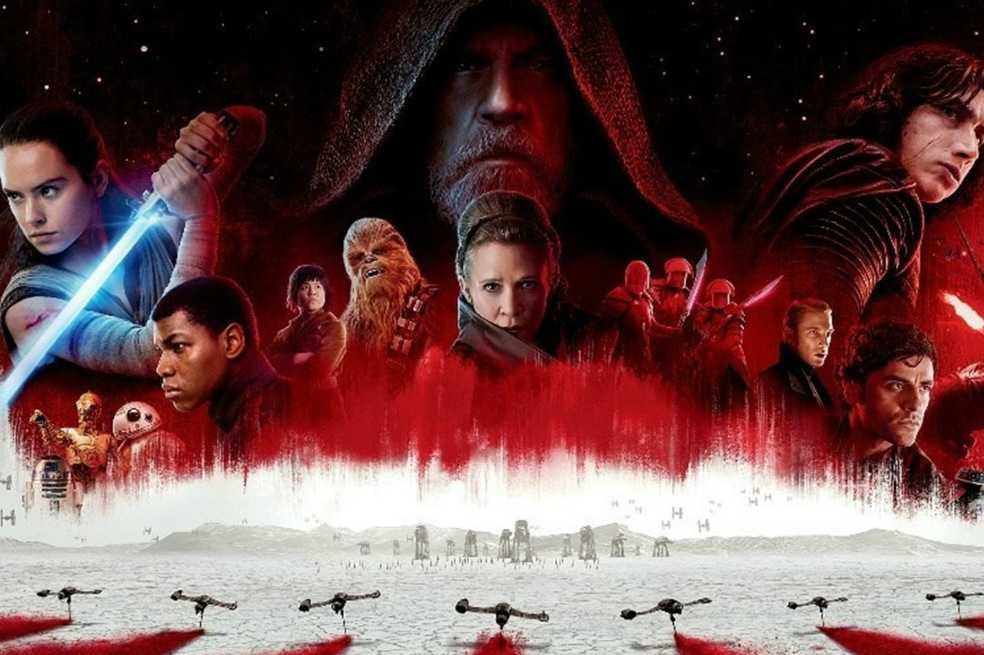 Star Wars celebra la Navidad como líder de la taquilla en EE.UU.