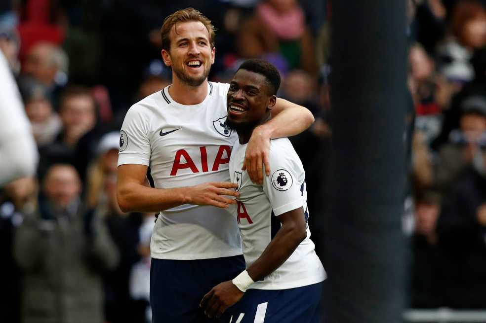 Harry Kane supera a Messi como máximo goleador de 2017