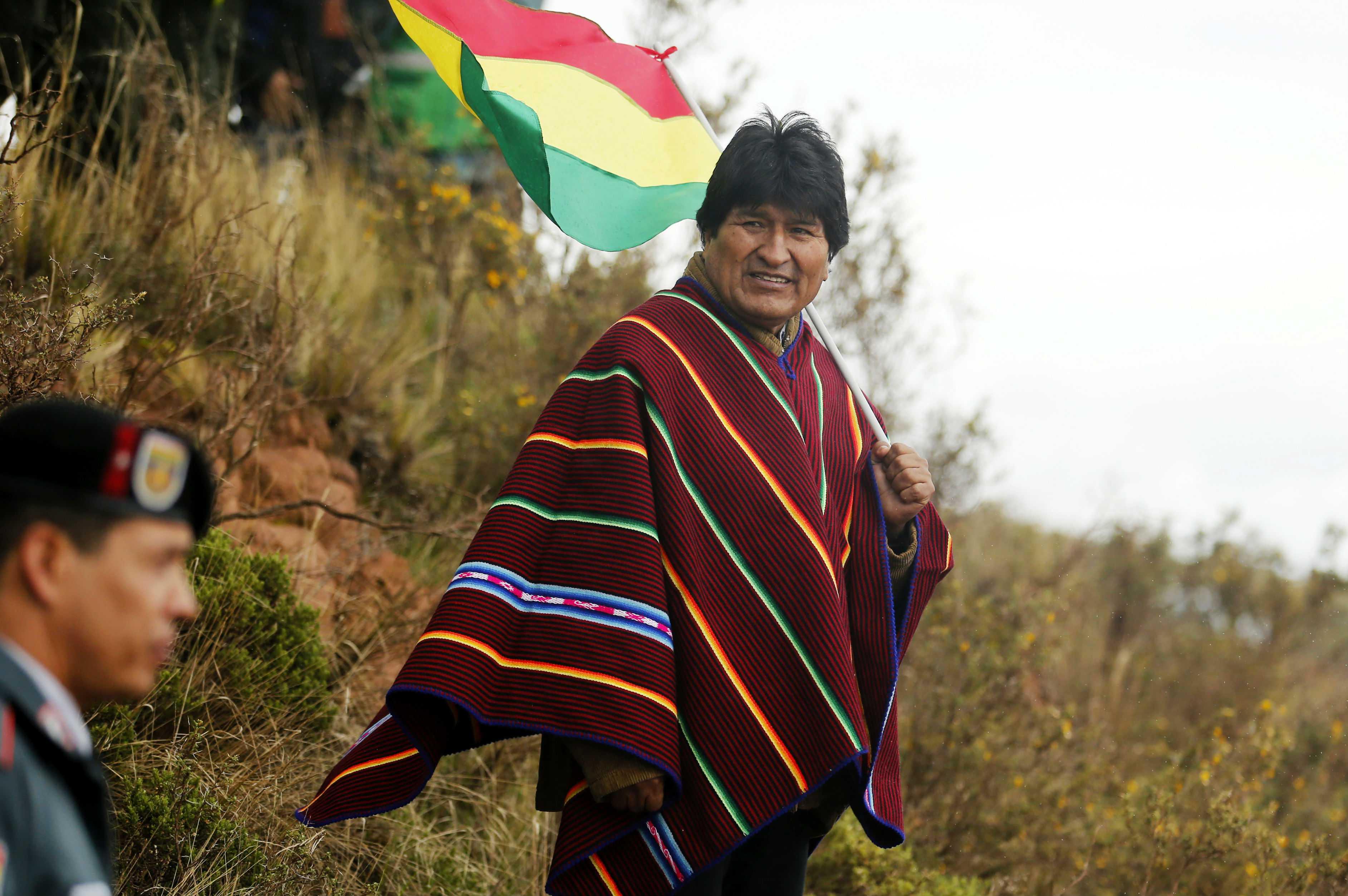 Evo Morales cumple 12 años en el poder y aspira a otro mandato en Bolivia