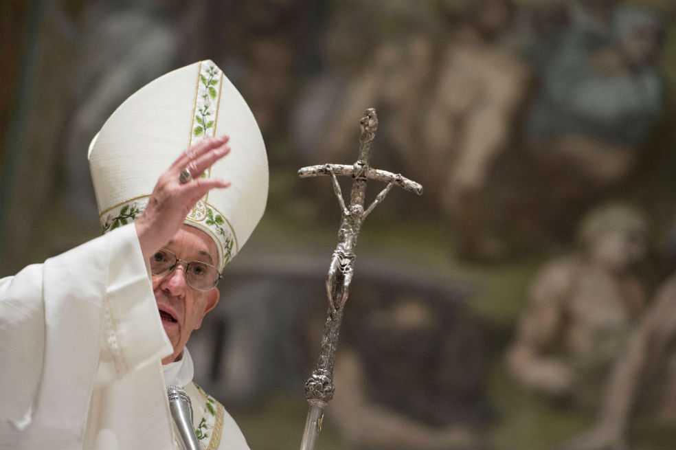 ¿Qué dijo el papa de Venezuela?