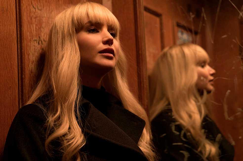 «Operación Red Sparrow», la próxima película de Jennifer Lawrence
