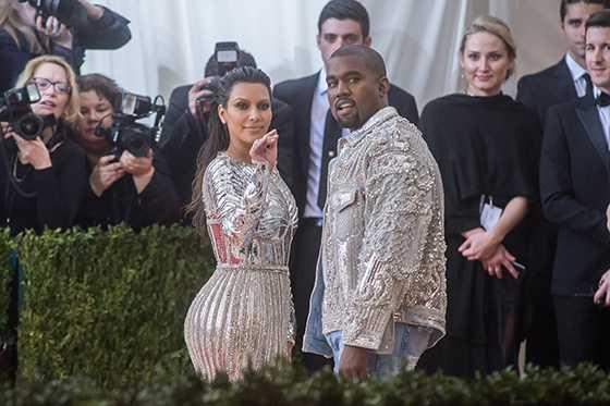 Nació el tercer hijo de Kim Kardashian y Kanye West