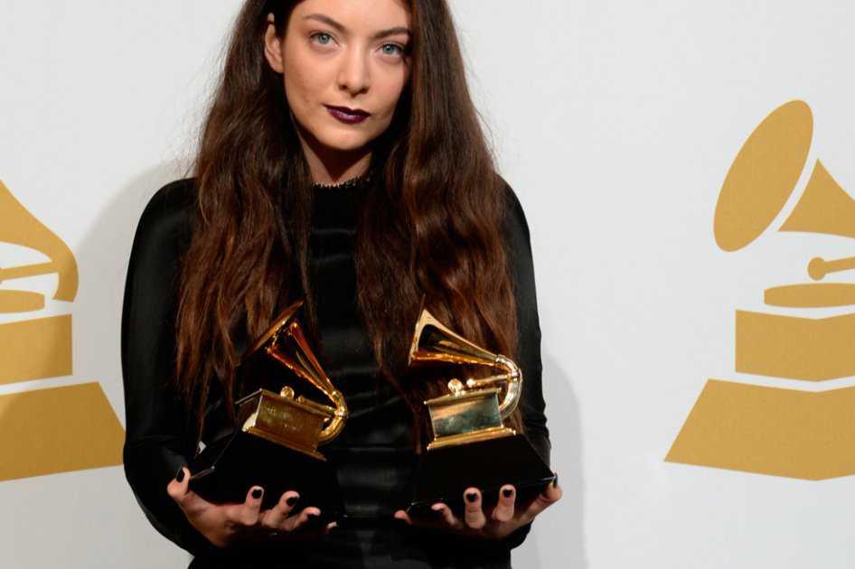 Lorde no se presentará en los Grammy porque no le permiten actuar sola