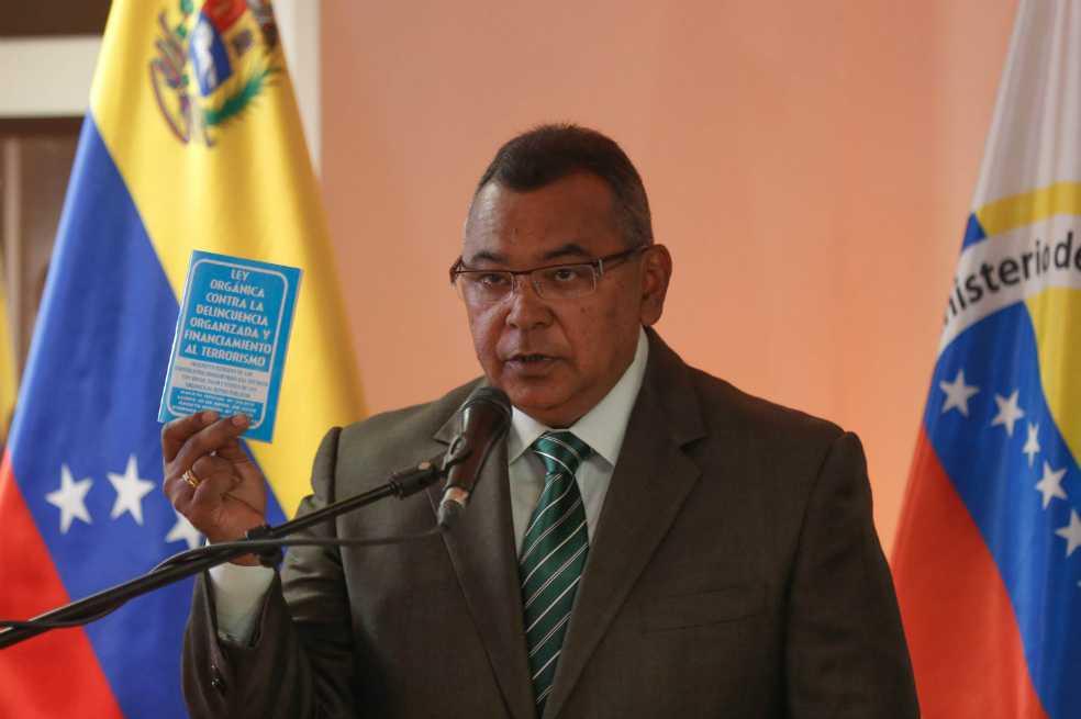 Oposición venezolana negó haber dado al Gobierno ubicación de Óscar Pérez