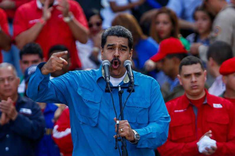Venezuela condena atentados contra la policía perpetrados por el Eln