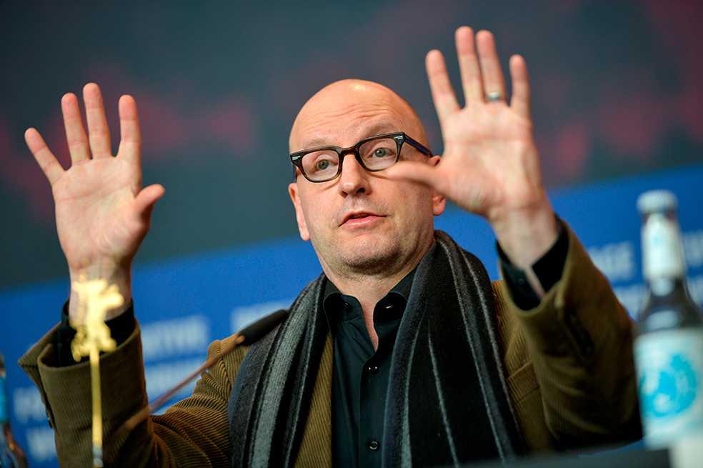 Cineasta presenta en Berlín película filmada con iPhone
