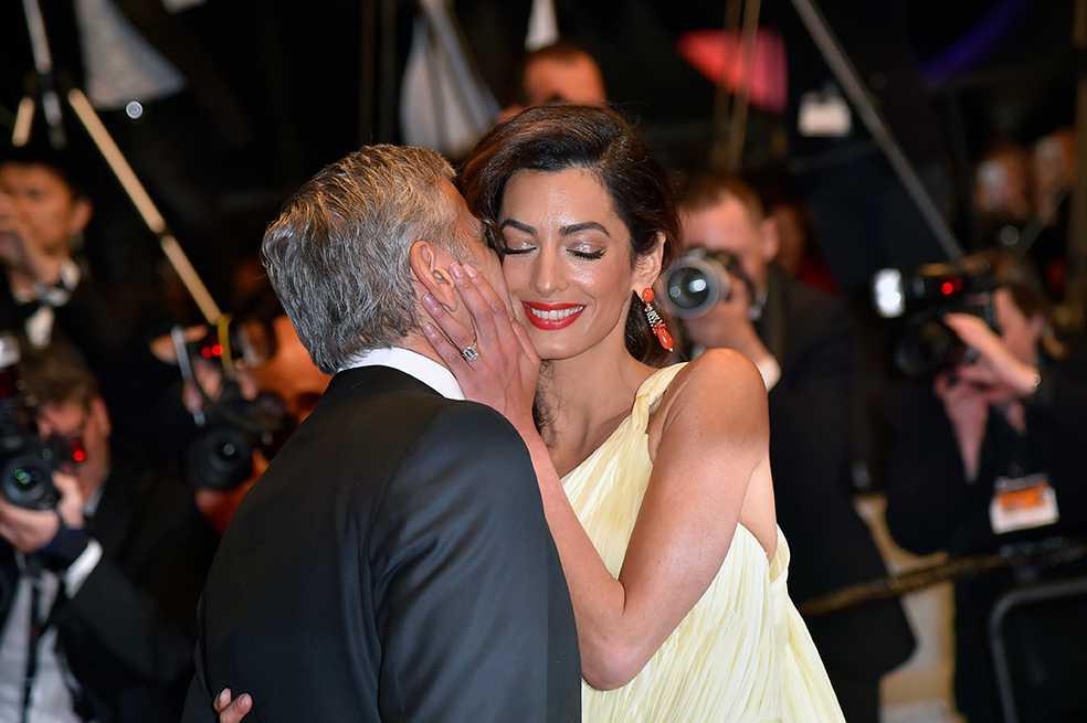 «Sentí que había conocido a alguien por quien daría mi vida»: George Clooney sobre su esposa