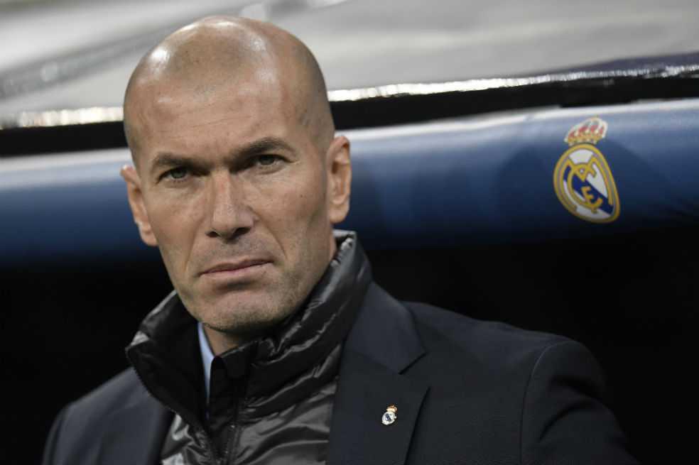 Zidane: «Quiero quedarme en Real Madrid mucho tiempo»
