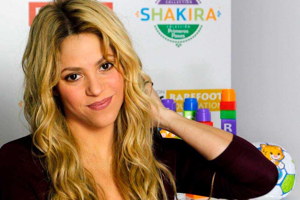 Shakira pagó 20 millones de euros al fisco en España, tras ser investigada