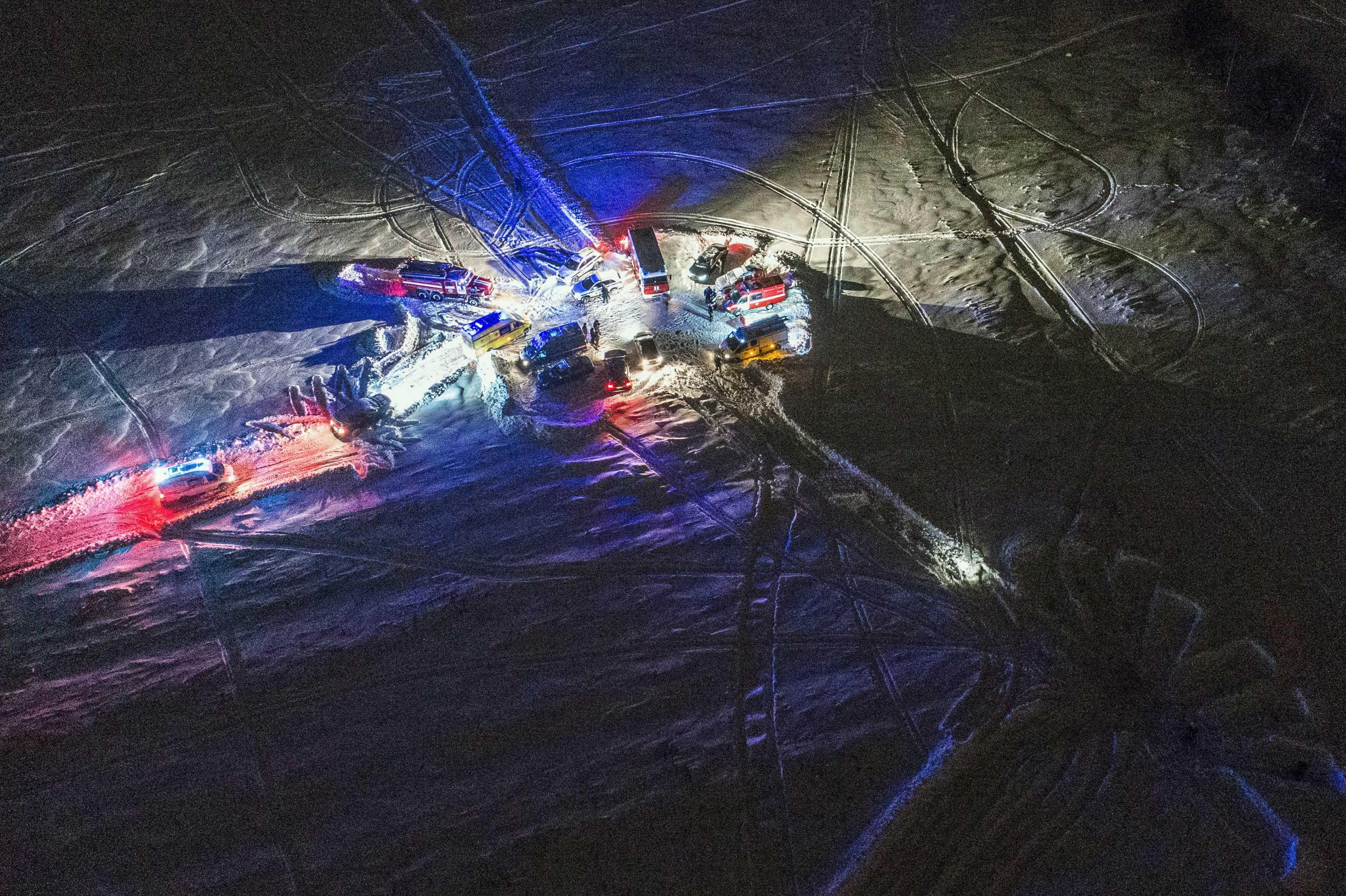 Por sensores de velocidad se habría estrellado avión en Rusia