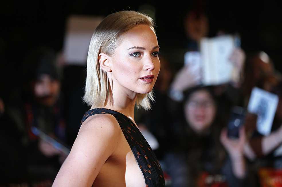 Jennifer Lawrence dejará un año el cine por el activismo