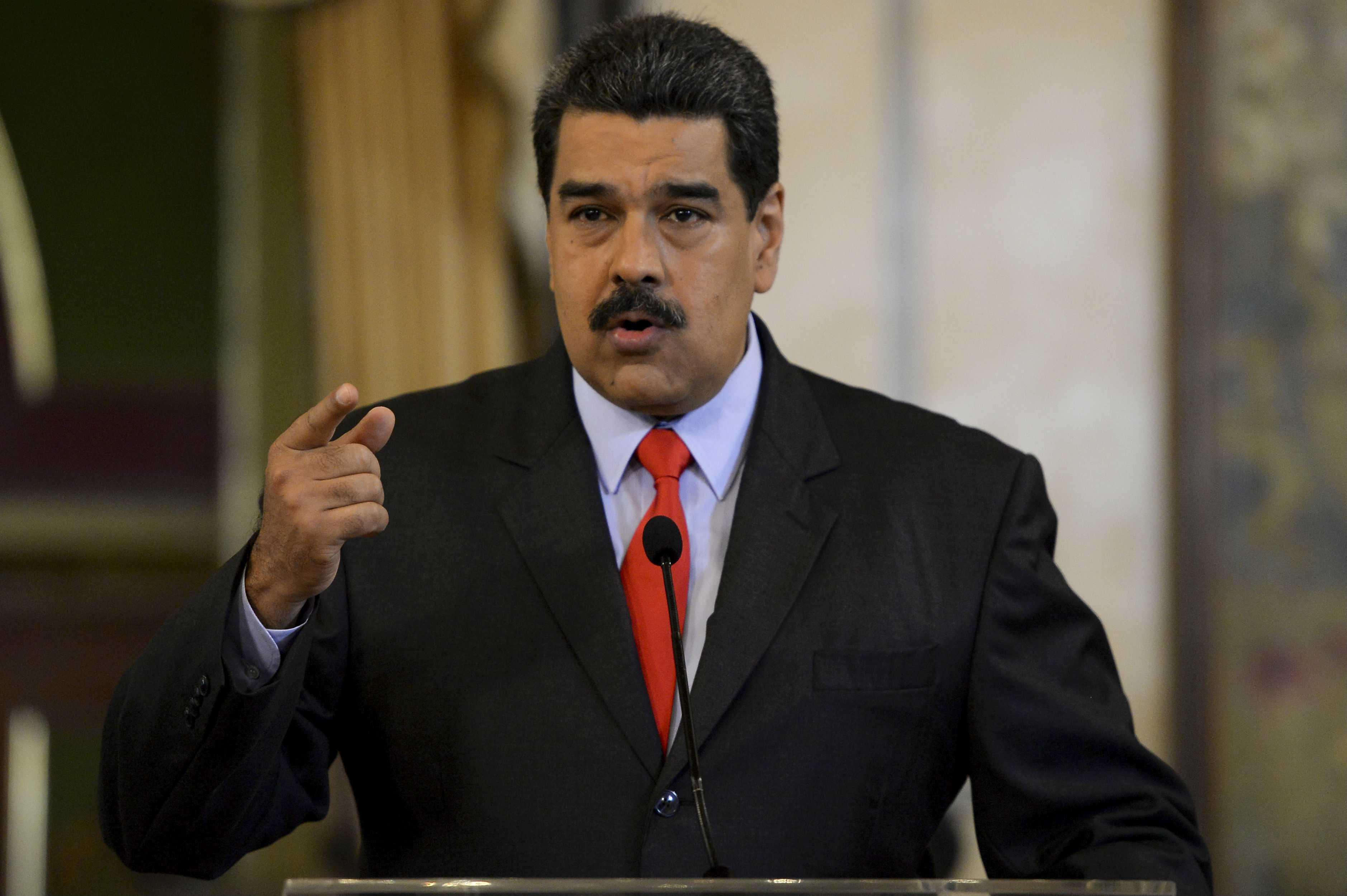 Maduro: no existe éxodo de venezolanos