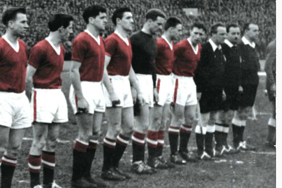 Sesenta años de la tragedia aérea del Manchester United