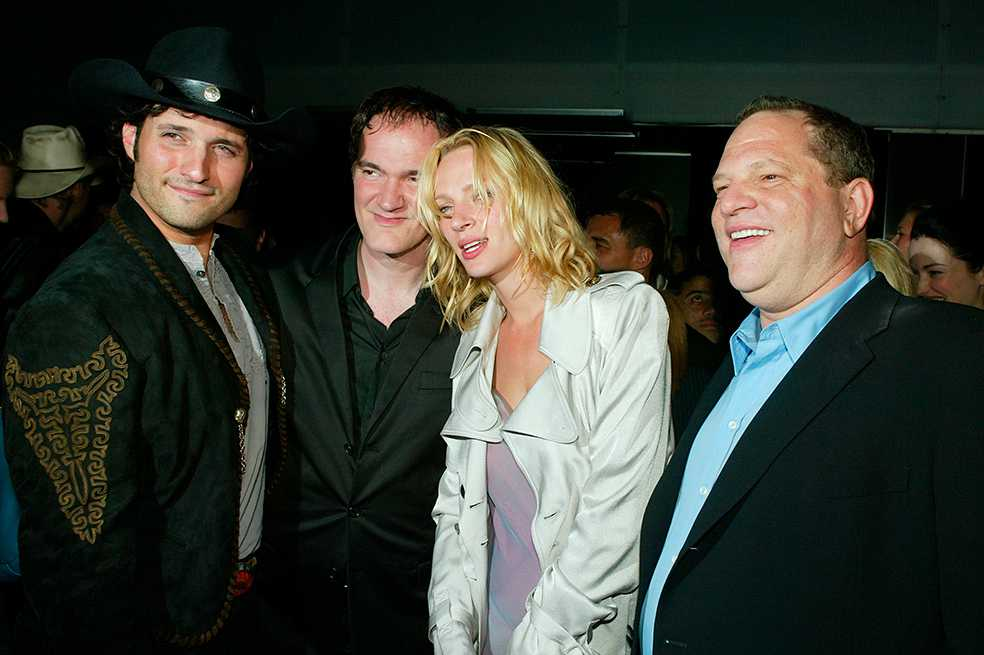 Quentin Tarantino reconoce que cometió errores con Uma Thurman