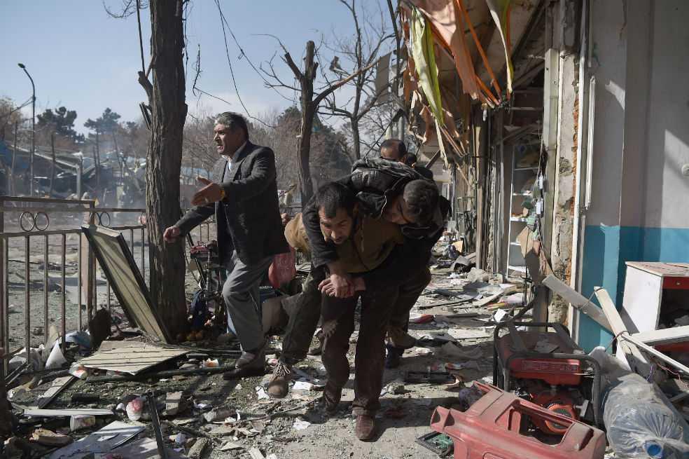 El Talibán tiene presencia en el 70% de Afganistán