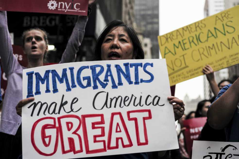 El programa de los dreamers en Estados Unidos no acabará en marzo