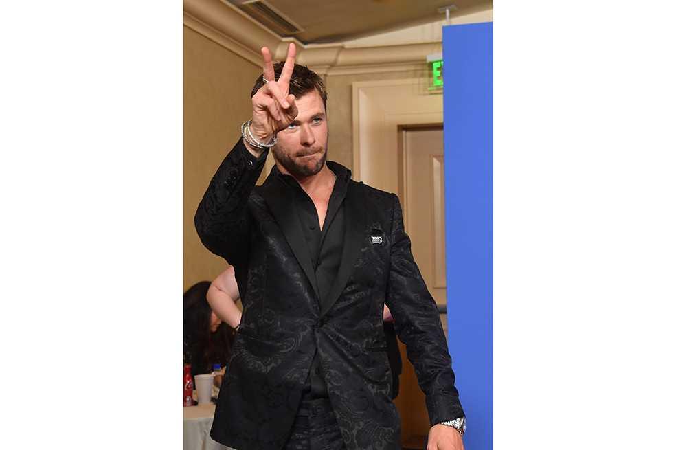 Chris Hemsworth, ¿protagonista de la nueva «Men in Black»?