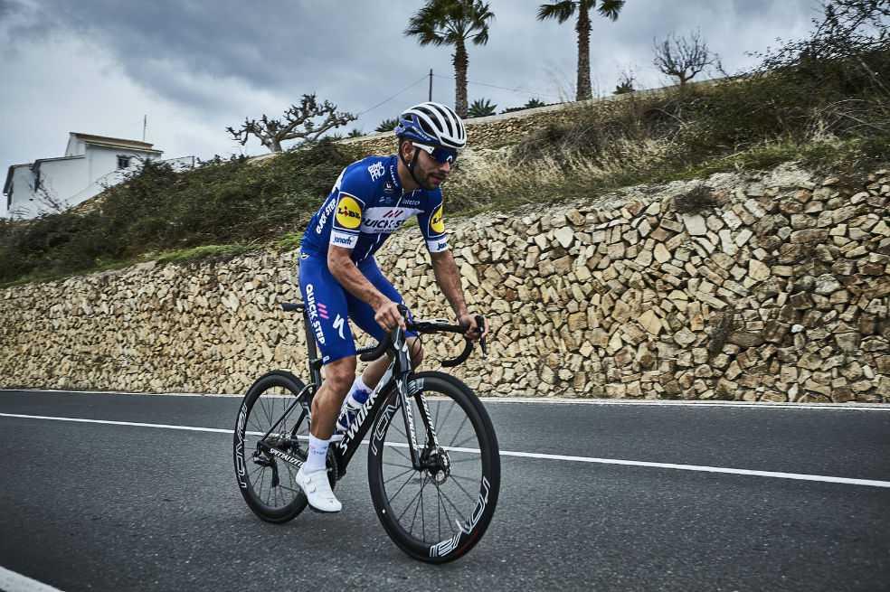 Fernando Gaviria fue operado con éxito: se perderá Milán San Remo y París Roubaix