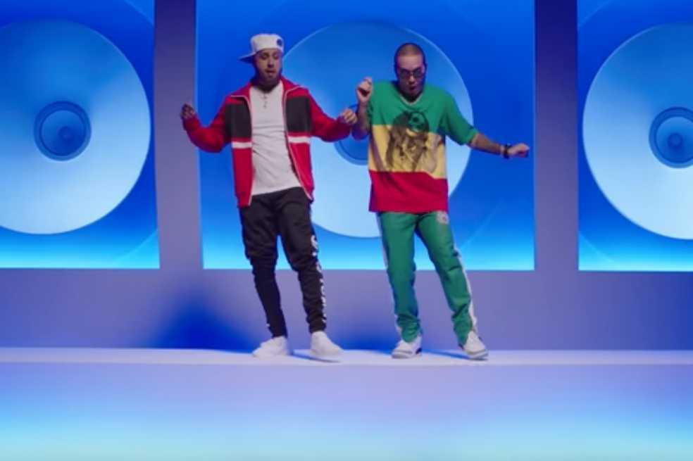 Nicky Jam y J. Balvin baten récord de reproducciones en YouTube