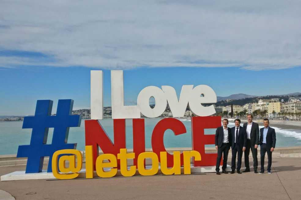 El Tour de Francia saldrá de Niza en 2020
