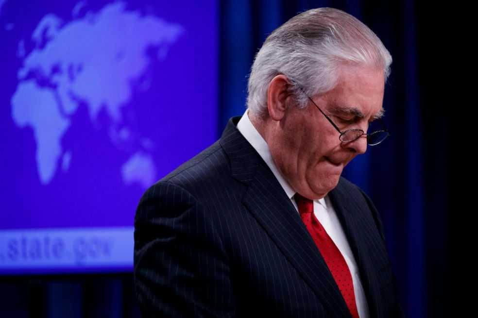 Armas nucleares: ¿por qué el despido de Rex Tillerson pone a Irán contra las cuerdas?