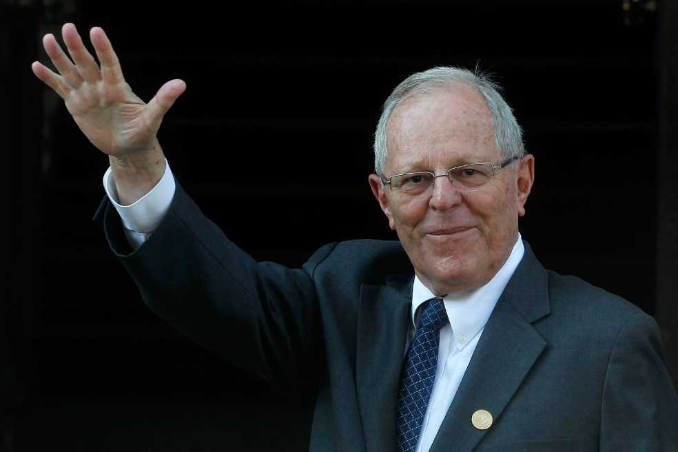 Vuelve y juega: Congreso peruano decidirá si destituye a Kuczynski