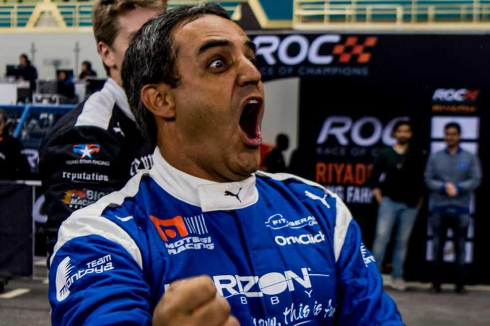Va por la triple corona: Juan Pablo Montoya fue confirmado para correr las 24 horas de Le Mans