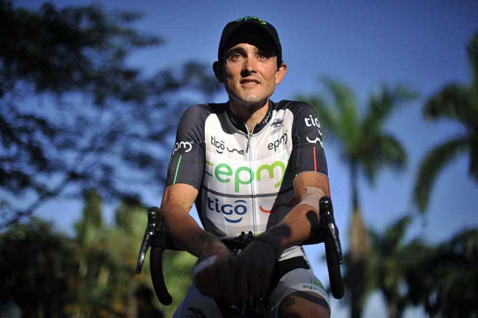 Atracan y agreden en Bogotá al ciclista español Óscar Sevilla