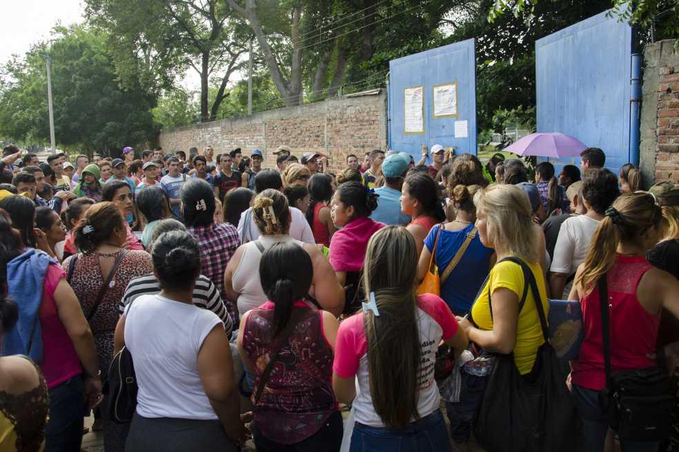 Colombianos nacidos en Venezuela: de vuelta a casa