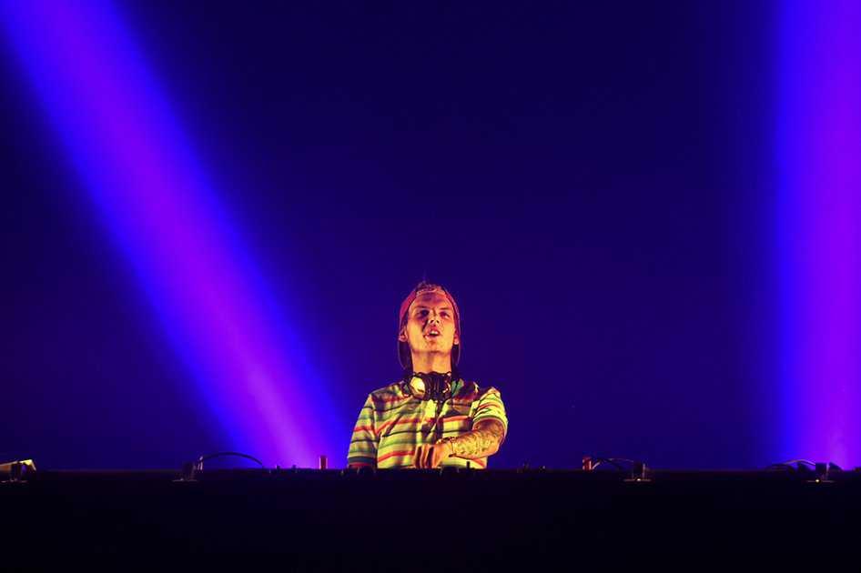 Murió el dj sueco Avicii