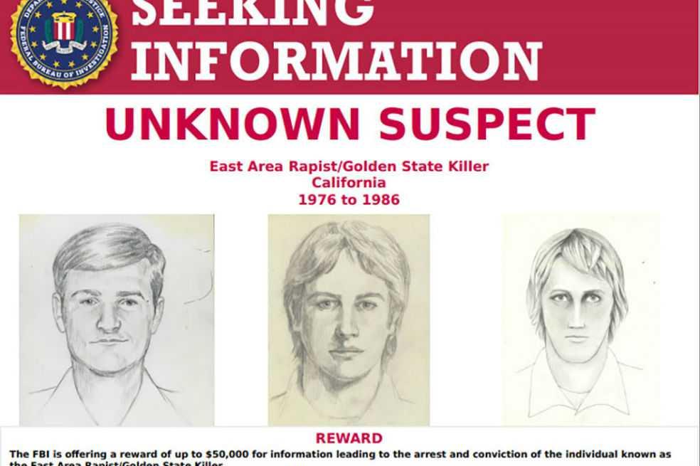 Cae supuesto asesino en serie buscado en California durante 40 años