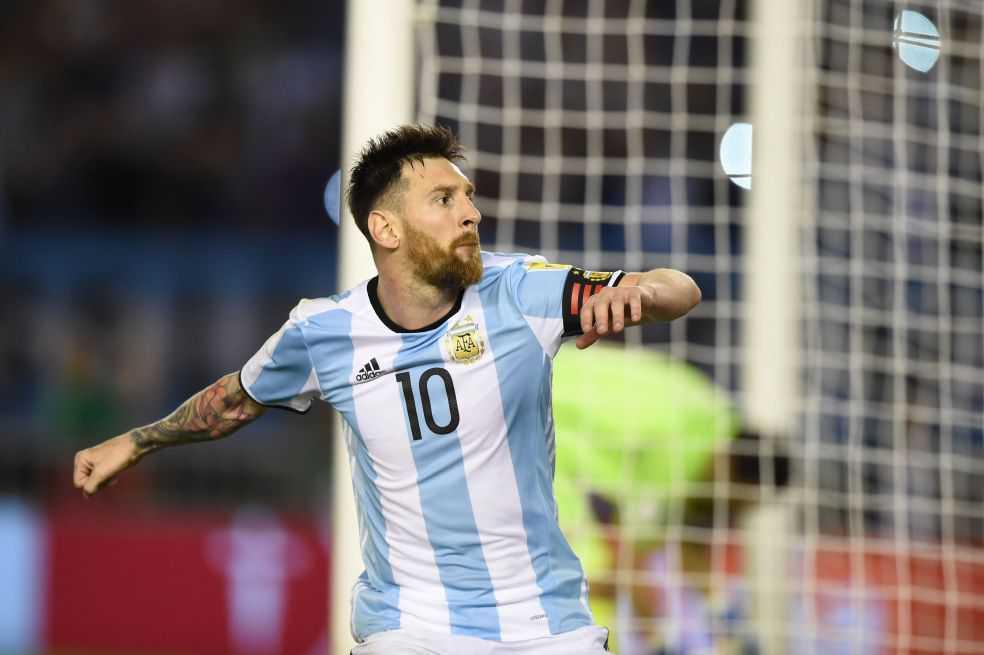 Messi defenderá a Argentina, Uruguay y Paraguay para albergar el Mundial 2030
