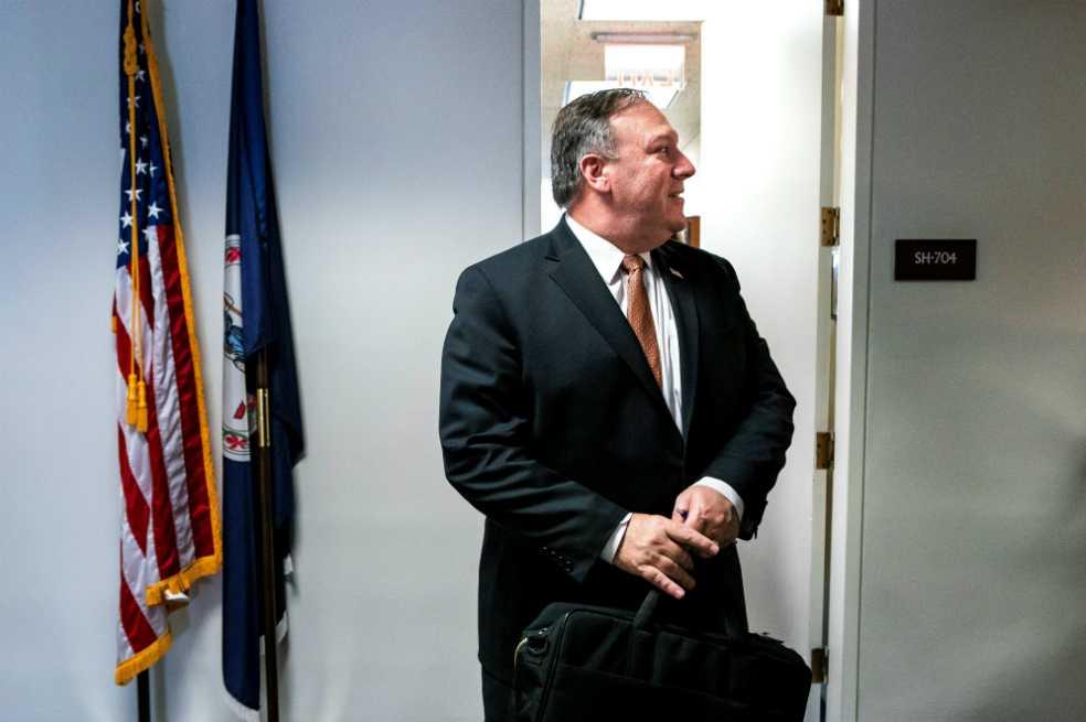 Senado de Estados Unidos confirmó a Mike Pompeo como Secretario de Estado