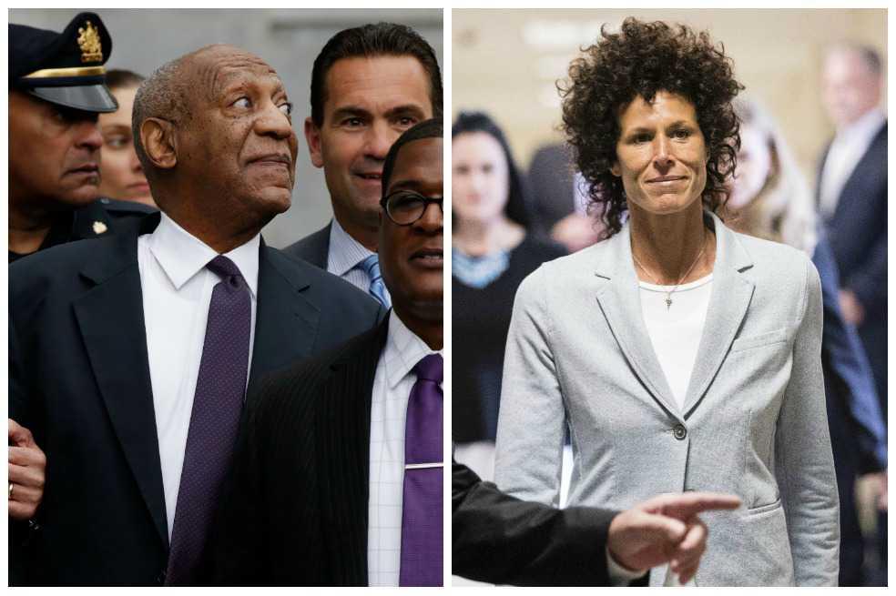 Bill Cosby es declarado culpable por abuso sexual