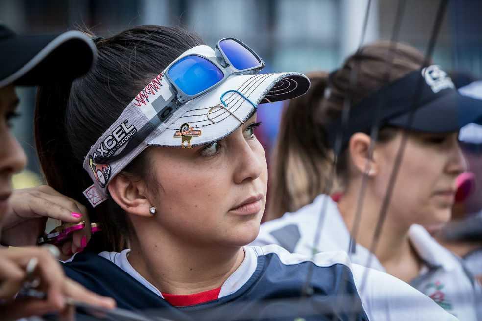 Sara López, a su quinta final consecutiva en la Copa Mundo de tiro con arco