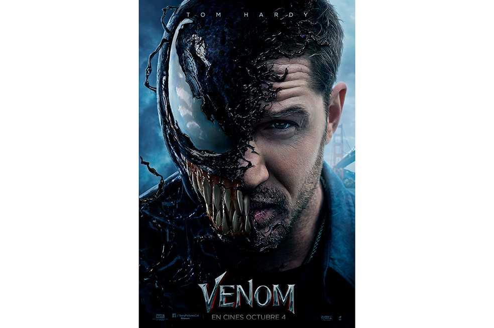 «Venom»: este es el primer tráiler del «spin-off» de «Spider-Man»