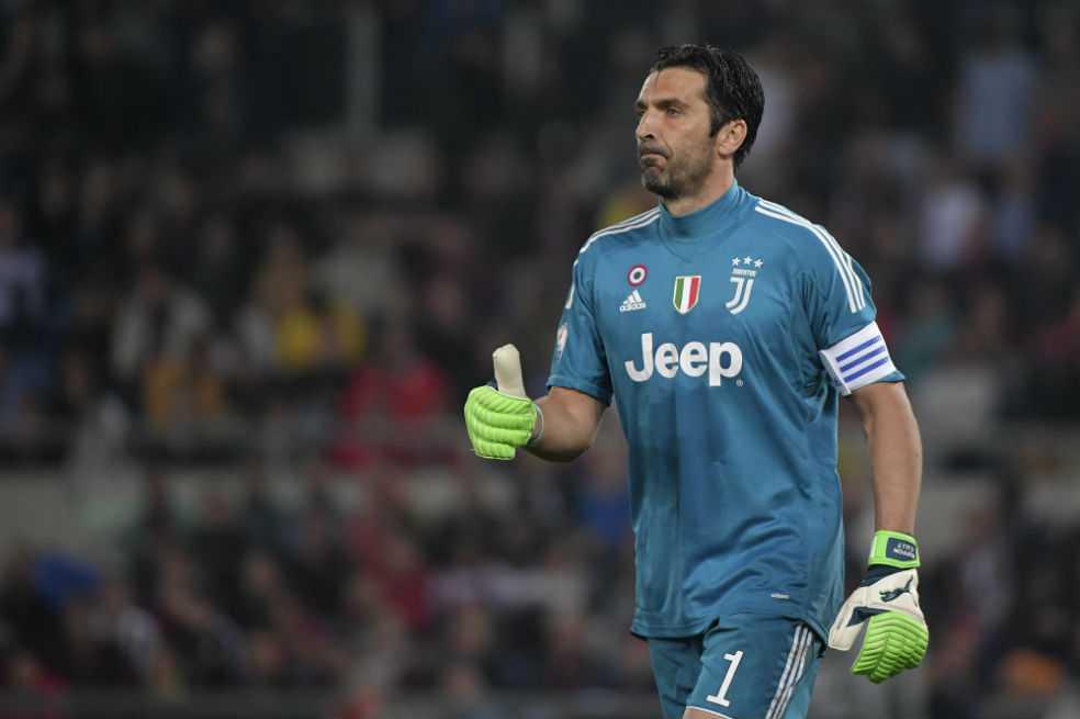 Buffon anunció su adiós a la Juventus y a la selección de Italia