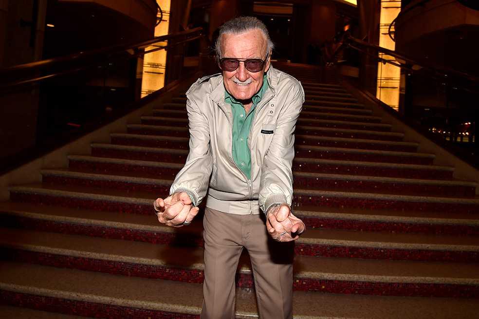 Stan Lee demanda por 1.000 millones de dólares a su antigua empresa Pow!
