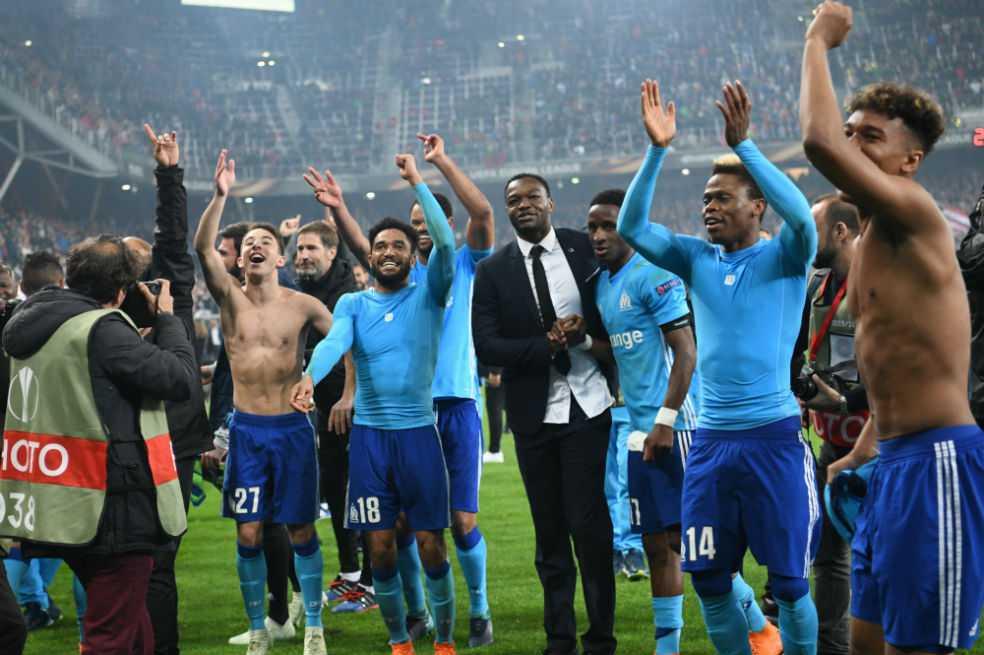 El Olympique de Marsella jugará la final de la Europa League