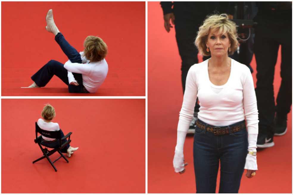 Jane Fonda: «Detesto haber tenido que retocarme para sentirme bien