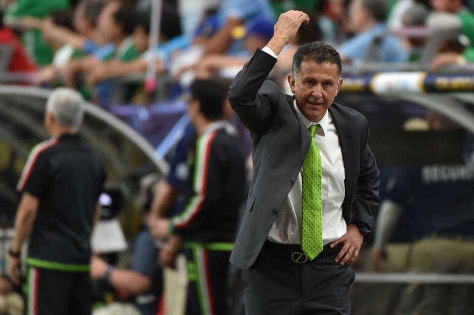 De la mano de Juan Carlos Osorio, México buscará pasar de nivel en Rusia 201