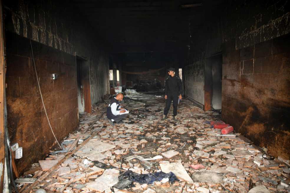 16 muertos en ataque del EI en Libia