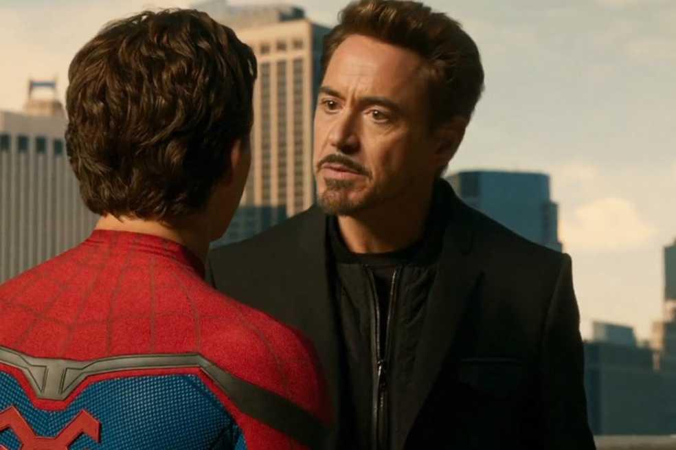 Robert Downey Jr. cobró más de un millón de dólares por minuto en «Spider-Man»